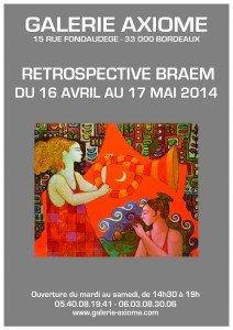 Affiche Braem 2